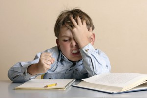 Ребенок плохо пишет