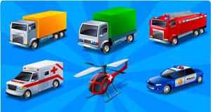 Конспект логопедического занятия для детей с ОНР на тему «Транспорт»