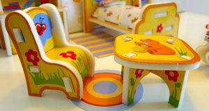 Лексическая тема: «Мебель»