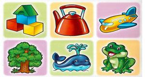 Игры на развитие мышления и речи дошкольников. Часть 5.  Игра «Угадай по описанию»
